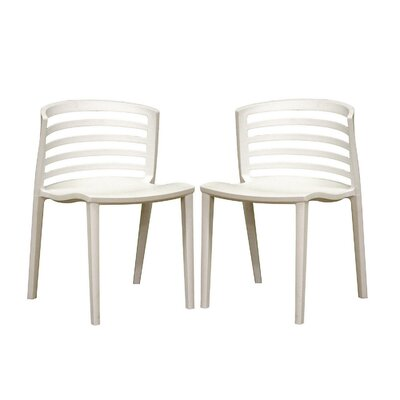 Wholesale Interiors Baxton Studio Ofilia Side Chair (Set of 2)
