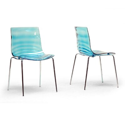 Wholesale Interiors Baxton Studio Marisse Side Chair (Set of 2)