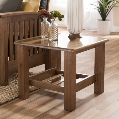 Wholesale Interiors Baxton Studio End Table