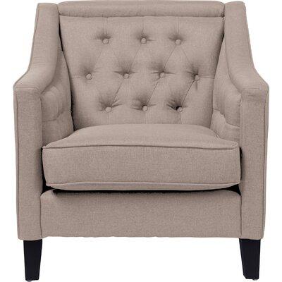 Wholesale Interiors Baxton Studio Classic Retro Upholstered Arm Chair