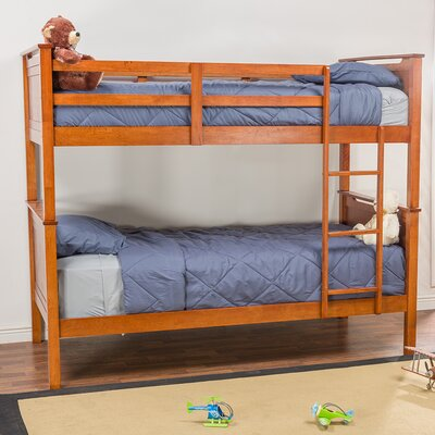 Wholesale Interiors Baxton Studio Wexford Twin Bunk Bed