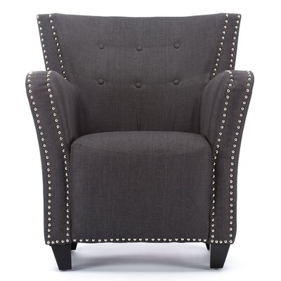 Wholesale Interiors Baxton Studio Acton Contemporary French Accent Arm Chair