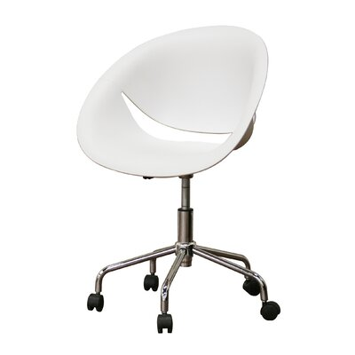 Wholesale Interiors Baxton Studio Low-Back Task Chair