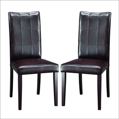 Wholesale Interiors Baxton Studio Eugene Parsons Chair (Set of 2)