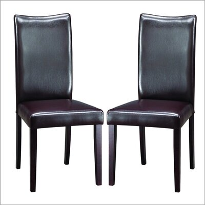 Wholesale Interiors Baxton Studio Sweden Parsons Chair (Set of 2)