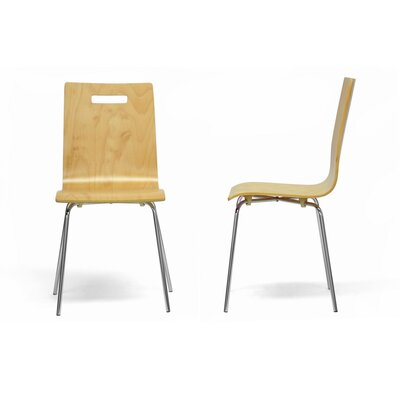 Wholesale Interiors Baxton Studio Stockholm Side Chair (Set of 2)