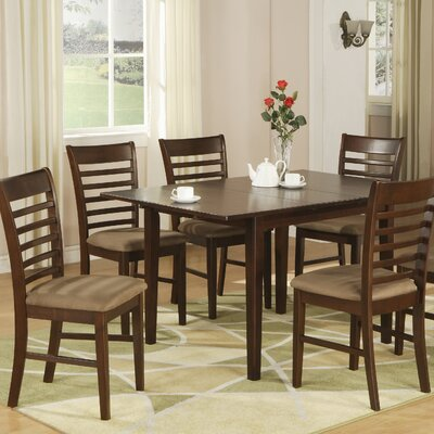 East West Furniture Milan Dining Table