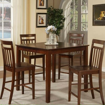East West Furniture Counter Height Dining Table