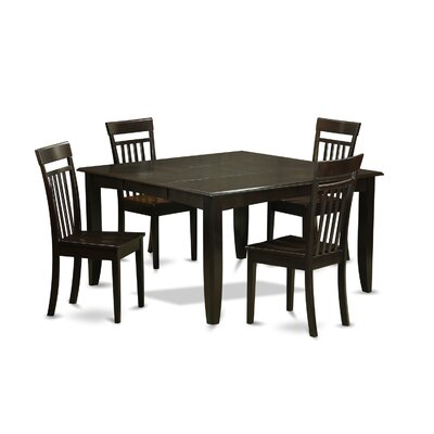 East West Furniture Parfait 5 Piece Di..