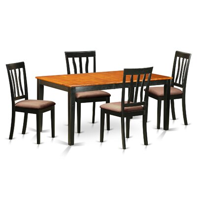 East West Furniture 5 Piec..