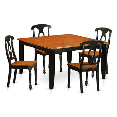 Cosmopolitan 7 Piece Rectangular Dining Set