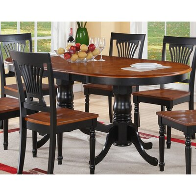 East West Furniture Plainville 5 Piece Di..