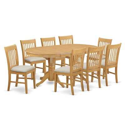 Darby Home Co Rockdale 9 Piece Dining ..
