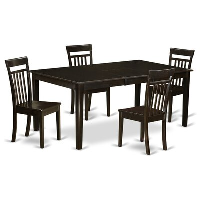 East West Furniture Henley 5 Piece Dining Set
