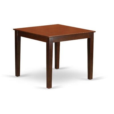 East West Furniture Oxford Dining Table