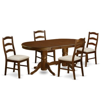 East West Furniture Vancouver 5 Piece Din..
