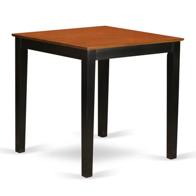 East West Furniture Counter Height Pub Table