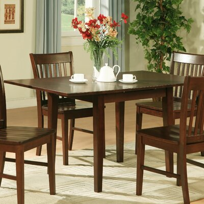 East West Furniture Norfolk Dining Table