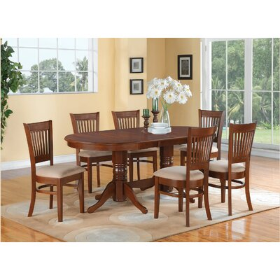 East West Furniture Vancouver 9 Piece Din..