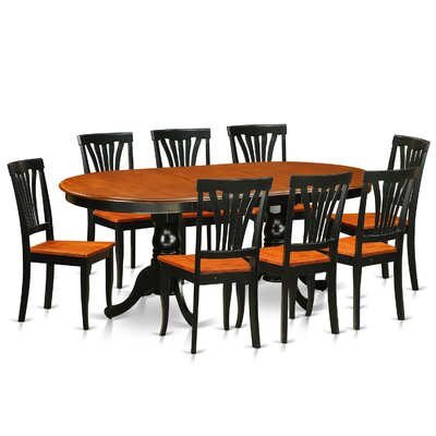 Wooden Importers Newton 9 Piece Dining..