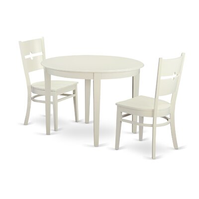 Wooden Importers Boston 3 Piece Dining Set