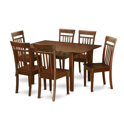 Wooden Importers Picasso 7 Piece Dining Set