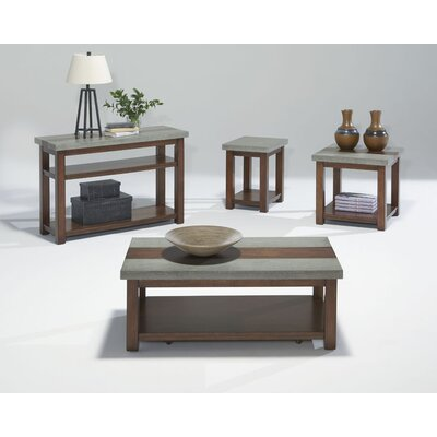 Andover Mills Germaine Coffee Table Set