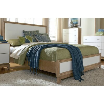 Mercury Row Hector Upholstered Panel Bed
