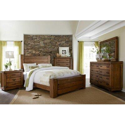 Loon Peak Panel Customizable Bedroom Set