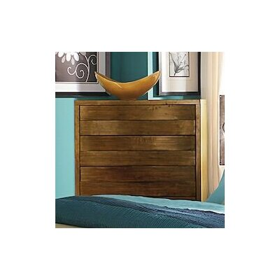 Brayden Studio Achille 5 Drawer Chest