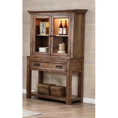 August Grove Aylin China Cabinet