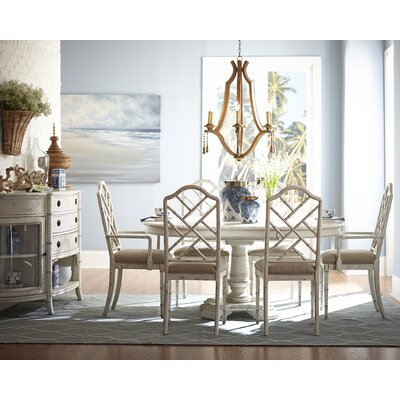 Bay Isle Home Podington 7 Piece Dining Set