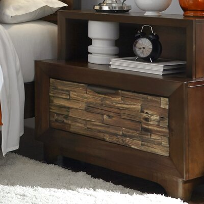 Progressive Furniture Inc. Bali 1 Drawer Nightstand