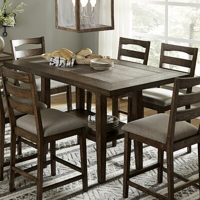 Loon Peak West Adams Counter Height Dining Table
