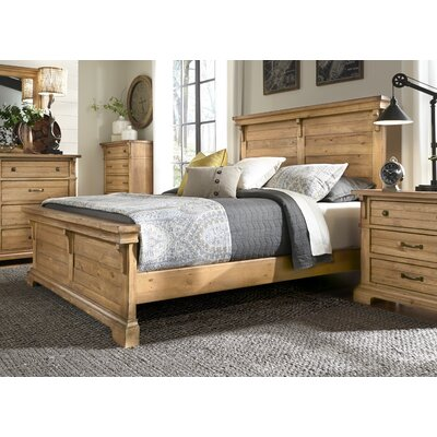 Progressive Furniture Inc. Chestnut Hill Panel Customizable Bedroom Set