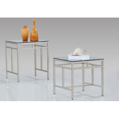 Brayden Studio Dorcia 2 Piece Nesting Tables