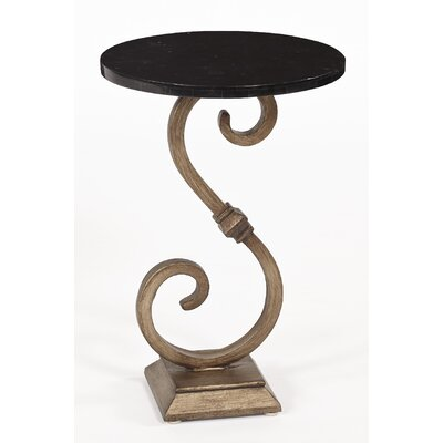 Astoria Grand Baraga Seahorse End Table