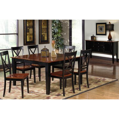 Progressive Furniture Inc. Cosmo 7 Piece Dining Set