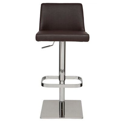 Nuevo Rome Adjustable Height Swivel Bar S..