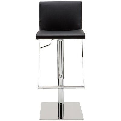 Nuevo Adjustable Height Swivel Bar Stool