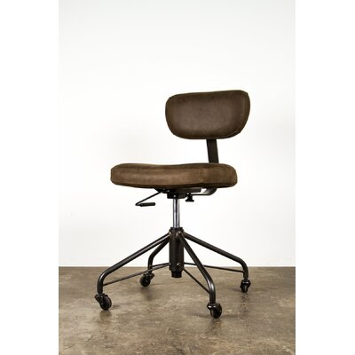 Nuevo Rand Low-Back Leather Task Chair