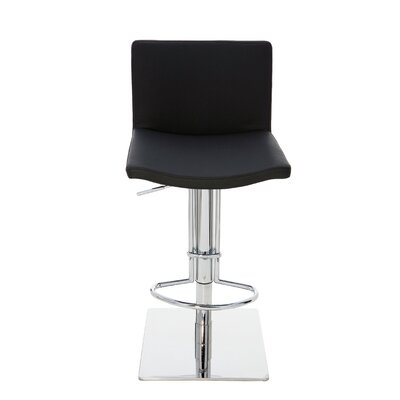 Nuevo Gia Adjustable Height Swivel Bar Stool