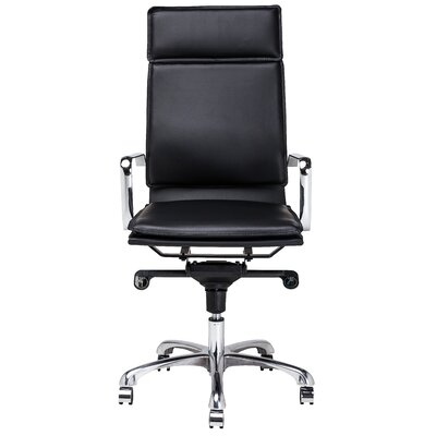 Nuevo Carlo High-Back Executive Chair with Arms