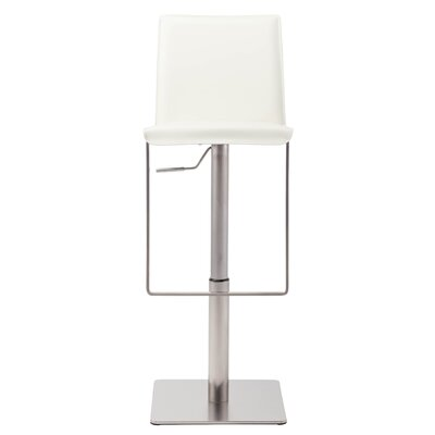 Nuevo Kailee Adjustable Height Swivel Bar Stool