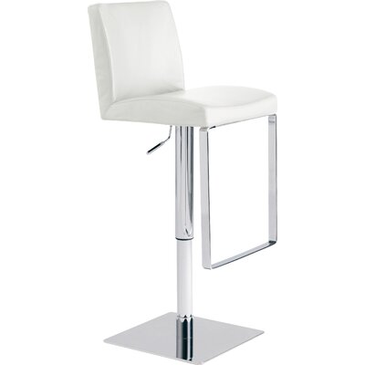 Nuevo Matteo Adjustable Height Swivel Bar Stool