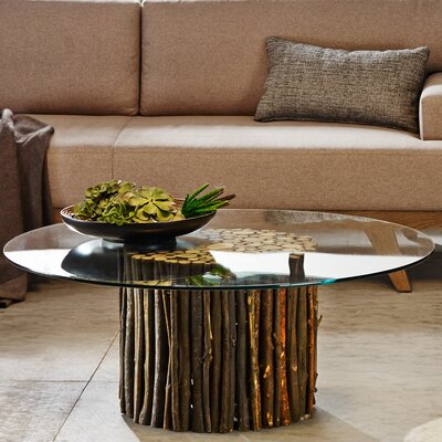 INK+IVY Topi Coffee Table