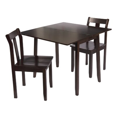 Wildon Home ® The Bay Shore 3 Piece Dining Set