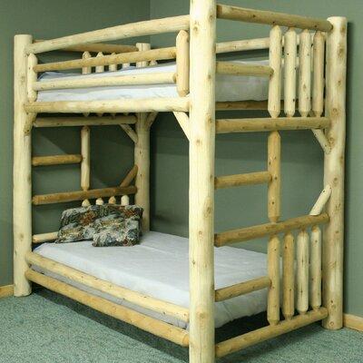 Lakeland Mills Futon Bunk Bed