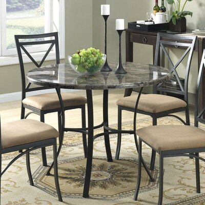 Latitude Run Lincoln 5 Piece Dining Set
