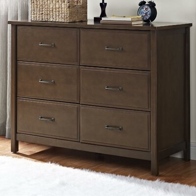 Viv + Rae Lila 6 Drawer Double Dresser